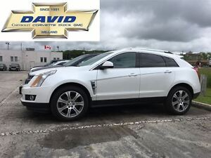 2012 Cadillac SRX LUX PERFORMANCE AWD, LEATHER, POWER SEATS!!!