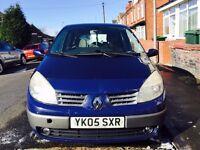 Renault Grand Scenic 2005 1.6 Petrol