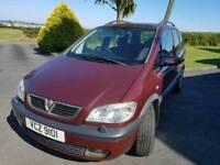 04 Vauxhall Zafira