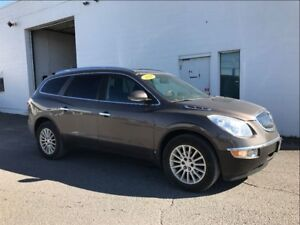 2010 Buick Enclave CX, FWD, Reverse Camera, 7Pass...Impeccable!