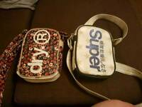Super dry shoulder bags