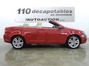 2012 Volkswagen Eos Comfortline COMME NEUF!