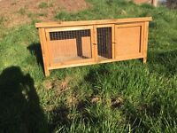 Rabbit / Guinea Pig Outdoor Hutches