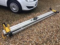 Rhino safestow ladder carrier for roof rack