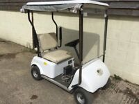 Marshall electric golf buggy many uses