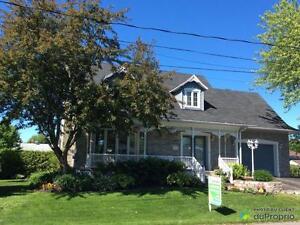 225 000$ - Maison 2 étages à vendre à Shawinigan-Sud