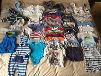 Large baby bundle 3-6 months no.1