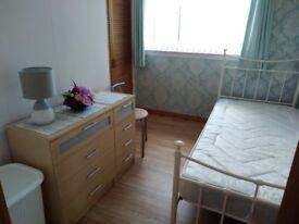 Single Room for short/long term let