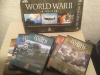 World war 2 on dvd