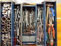 Professional Mechanics Metric Tools