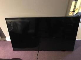 "JVC 50"" TV less than a month old £220"
