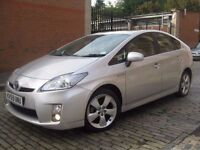 TOYOTA PRIUS NEW SHAPE HYBRID ELECTRIC **** PCO UBER ACCEPTED **** £6900 ONLY **** 5 DOOR HATCHBACK