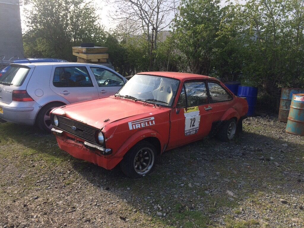 Mk2 escort rally project 2.1 pinto | in Comber, County Down | Gumtree