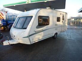 Abbey Enterpirse 4 Berth Touring Caravan
