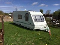 2003 Swift Challenger 520 SE Caravan 4 Berth