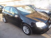 Volkswagen GOLF Match TDI,5 door hatchback,FSH,clean tidy Golf,runs and drives very well,great MPG