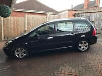 Peugeot 307sw 7 Seater