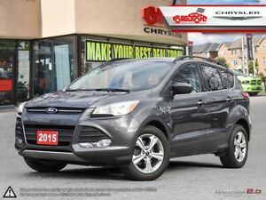 2015 Ford Escape SE B-TOOTH REAR CAMERA ALLOY WHEELS SIRIUS