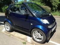 Smart Fortwo Pure Convertible