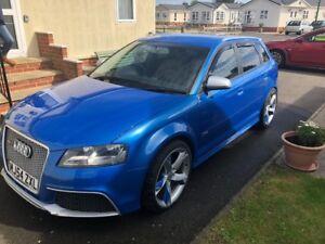 Audi rs3 replica 2.0 s line petrol sport back