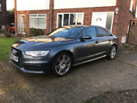 Audi A6 2.0 TDI S Line Saloon Owner From New