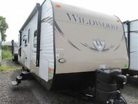 2015 Forest River WILDWOOD 28DBUD