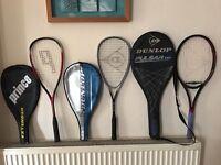 X 3 sports rackets