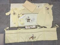 Zeddy & Parsnip cot bundle
