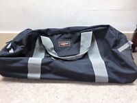 EASTPAK dark grey luggage Container 85 /142L - £30