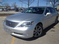 2008 Lexus LS 600h HYBRID AWD ALL WHEEL DRIVE L- LONG SELF PARK