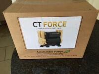 Salamander CT Force 20PT 2.0 bar twin impeller positive shower pump (CT Force 20PT)