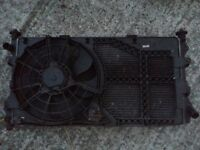 Ford Transit Radiator, I believe these are the same as in the Mondeo and some Jaguars