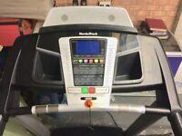 Treadmill Nordic track T7.2