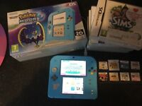 Pokemon Moon Nintendo 3DS & Games