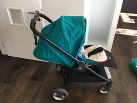 Armadillo flip pushchair from Mamas and Papas