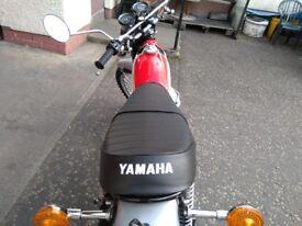 Yamaha DT 175 enduro 1975 Preg