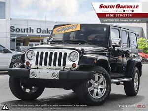 2013 Jeep Wrangler Unlimited Sahara | AUTO | NAVIGATION | SIDE S