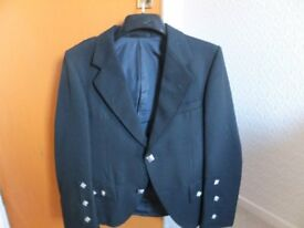 Men's Argyll Kilt Jacket