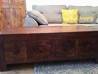 Coffee Table & Sideboard