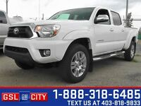 2013 Toyota Tacoma V6 - Navigation System, Heated Seats