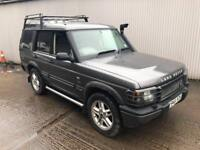 Land Rover discovery td5 7 seater spares or repairs
