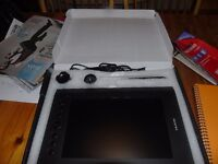 #Sold Huion H610 Pro Graphics Drawing Pen Tablet