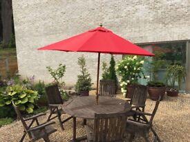 habitat garden parasol