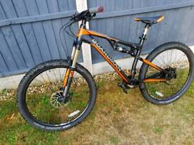Boardman fs mountain bike