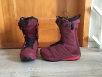 Salomon snowboard hifi boot uk8