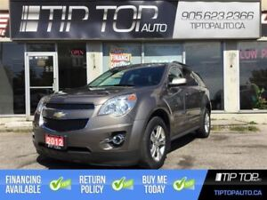 2012 Chevrolet Equinox 1LT ** 88,900kms, AWD, Bluetooth, Remote