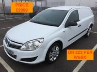 2009 VAUXHALL ASTRA 1.7 CDTI / LONG MOT / PX WELCOME / TOW BAR / NO VAT / FINANCE / WE DELIVER
