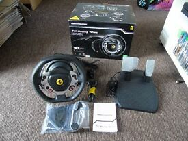 Thrustmaster TX Racing Wheel & Pedals - Xbox one & PC