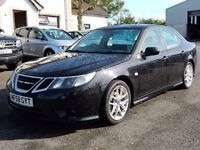2008 saab 93 1.9 tid vector sport 91000 miles full history motd until sept 2017