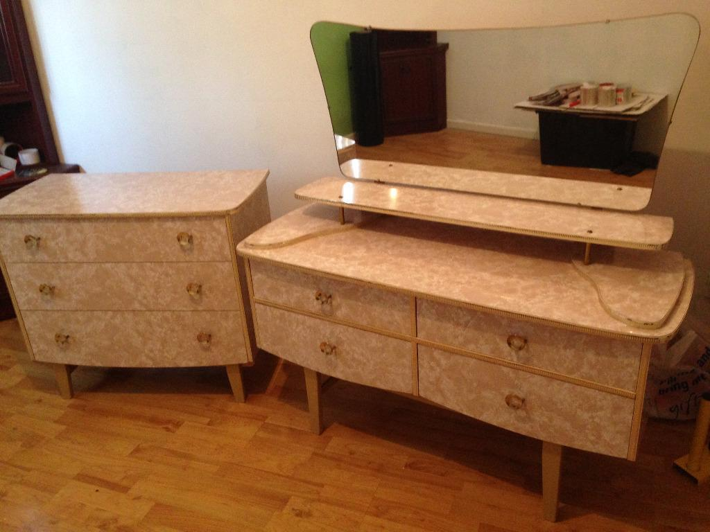 vintage 1960s bedroom furniture buy sale and trade ads